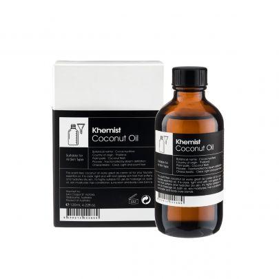 分餾椰子油