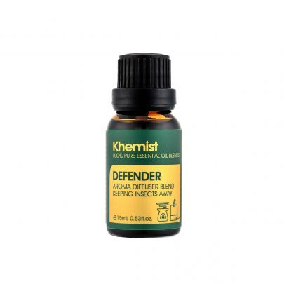 DEFENDER Essential Oil blends