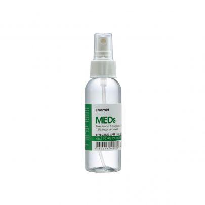 MEDs Melaleuca/Eucalyptus Disinfection Spray 100ml